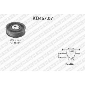 SNR KD45707 Комплект ремня ГРМ