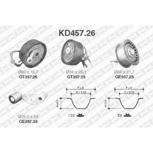NTN-SNR KD457.26 Комплект ремня ГРМ
