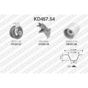 NTN-SNR KD457.54 Комплект ремня ГРМ