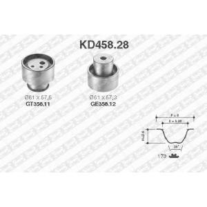 SNR KD45828 Комплект ремня ГРМ