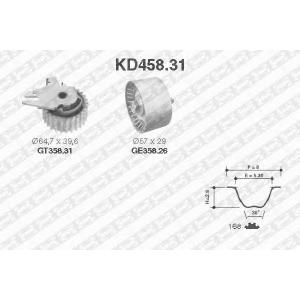 SNR KD45831 Комплект ремня ГРМ