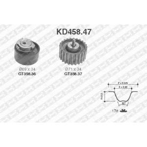 NTN-SNR KD458.47 Комплект ремня ГРМ