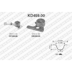 SNR KD459.00 KD459.00 Комплект ременя ГРМ SNR (шт.)
