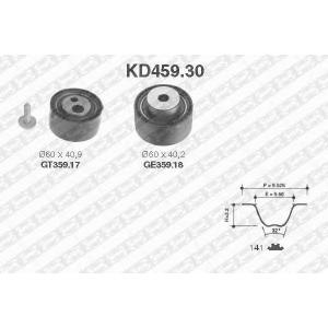 NTN SNR KD459.30 Рем. Комплект ГРМ: ремень + ролики