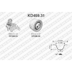 SNR KD45931 Комплект ремня ГРМ