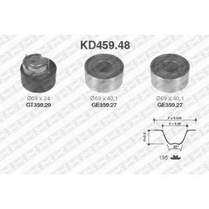 NTN SNR KD459.48 Рем. Комплект ГРМ: ремень + ролики