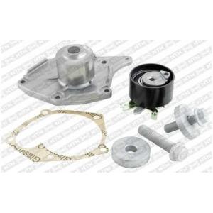 SNR KDP455490 Комплект (ремень + ролик + водяной насос)