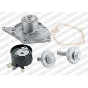 NTN SNR KDP455.580 Рем. Комплект ГРМ: ремень + ролики + помпа