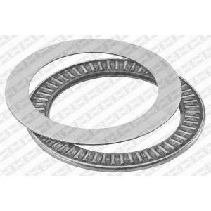 m25801 snr Опора стойки амортизатора FIAT PANDA Наклонная задняя часть 750 (141AA)