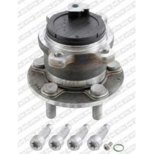 NTN-SNR R152.71 Комплект подшипника ступицы колеса