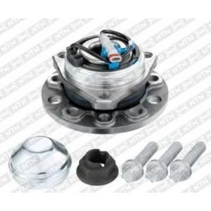 SNR R153.48 Комплект подшипника ступицы колеса