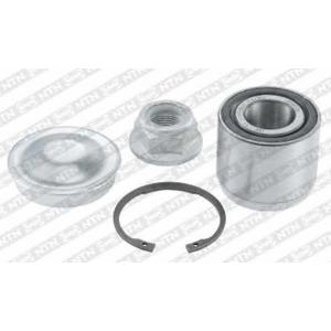 SNR R155.19 Комплект подшипника ступицы колеса