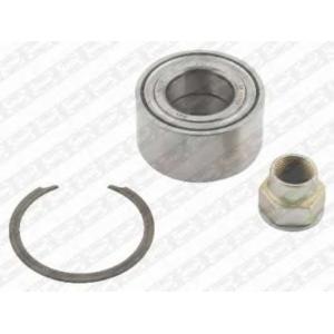 SNR R15837 Комплект подшипника ступицы колеса