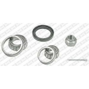 SNR R163.00 Hub bearing kit