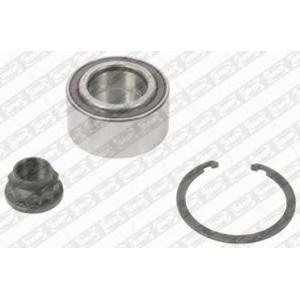 NTN SNR R169.58 Рем. Комплект ступицы колеса. Содержит крепежные элементы и подшипник