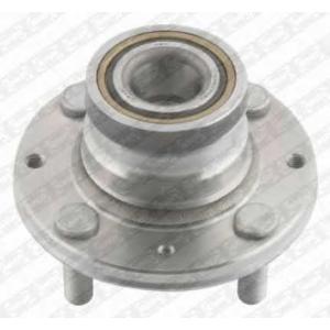 SNR R17324 Комплект подшипника ступицы колеса