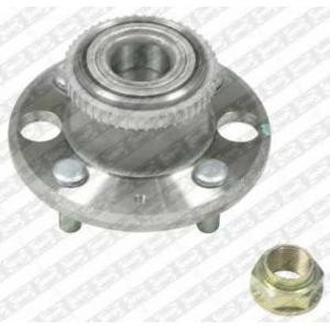 SNR R17424 Комплект подшипника ступицы колеса