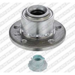 SNR R178.06 Hub bearing kit