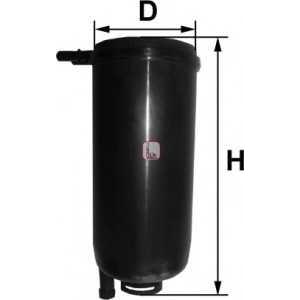 Топливный фильтр s1071b sofima - IVECO DAILY IV автобус автобус 35S14, 35S14 /P