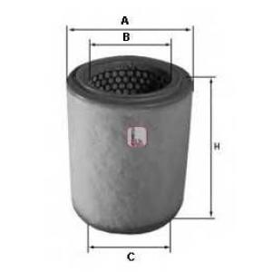 SOFIMA S 7592 A Воздушный фильтр