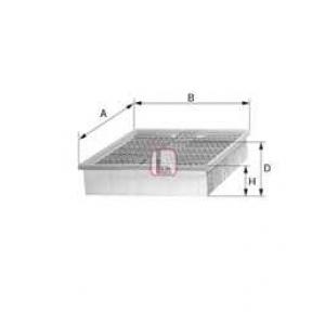 Воздушный фильтр s8230a sofima - MERCEDES-BENZ седан (W124) седан 300 D (124.130)