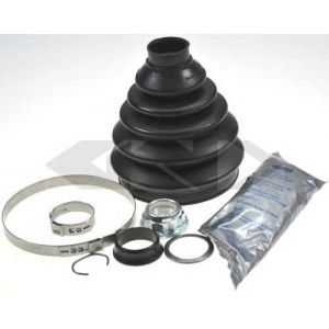 SPIDAN 21524 Комплект пильовиків гумових