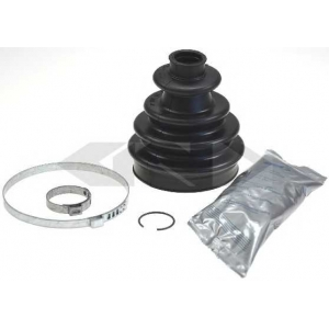 SPIDAN 21536 Комплект пильовиків гумових