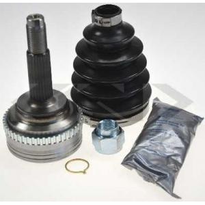 Шарнирный комплект, приводной вал 21865 spidan - CHEVROLET AVEO седан (T250, T255) седан 1.2