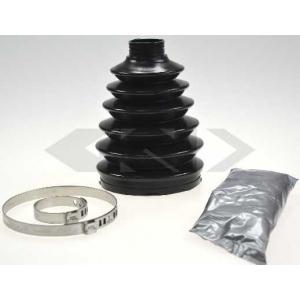 SPIDAN 23143 Half Shaft Boot Kit
