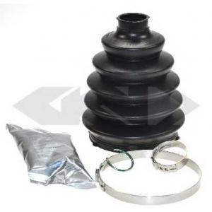 SPIDAN 25594 Комплект пильовиків гумових