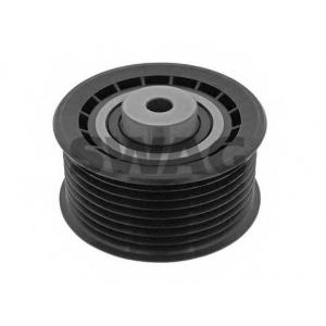 Натяжной ролик, поликлиновой  ремень 10030006 swag - MERCEDES-BENZ SL (R129) кабрио 600 (129.076)