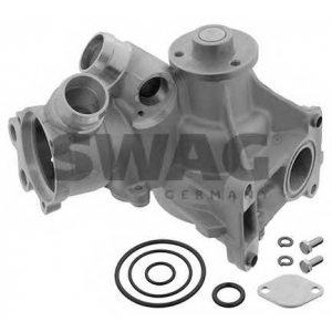 SWAG 10150040 Water pump