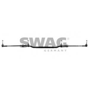 Поперечная рулевая тяга 10720036 swag - MERCEDES-BENZ C-CLASS (W202) седан C 200 D (202.120)