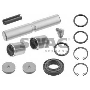 SWAG 10 75 0045 Шкворень DB 207-310 (23x132mm/на подшипниках)