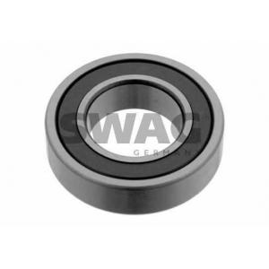 Подшипник, промежуточный подшипник карданного вала 10870025 swag - MERCEDES-BENZ 190 (W201) седан E 1.8 (201.018)