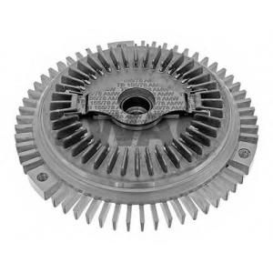 SWAG 10917856 Сцепление, вентилятор радиатора