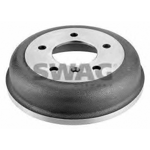 SWAG 10918491 Brake drum