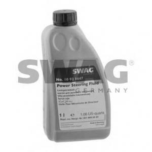 SWAG 10921647 Жидкость для ГУР синтетическая (зеленая) 1L