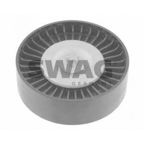 Паразитный / Ведущий ролик, клиновой ремень 10924730 swag - MERCEDES-BENZ E-CLASS (W212) седан E 200 NGT (212.041)