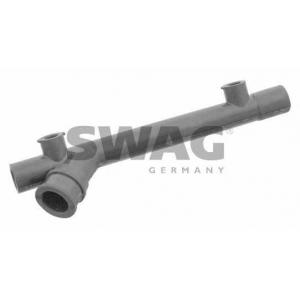 Шланг, воздухоотвод крышки головки цилиндра 10926155 swag - MERCEDES-BENZ 190 (W201) седан D 2.5 (201.126)