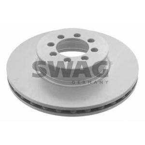 SWAG 10930542 Brake disc