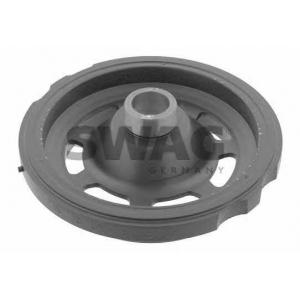 SWAG 10931296 Belt pulley, crankshaft