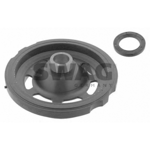 SWAG 10931330 Belt pulley, crankshaft
