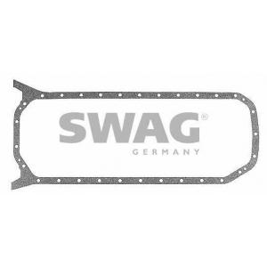 Прокладка, маслянный поддон 20912319 swag - BMW 5 (E34) седан 530 i