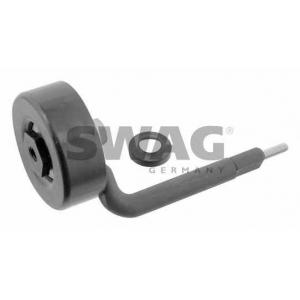 SWAG 20930114 Натяжной ролик, поликлиновой  ремень