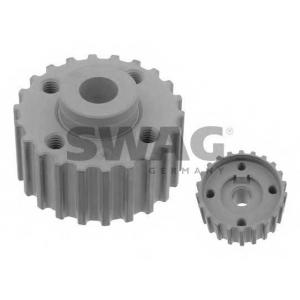 Шестерня, коленчатый вал 30050007 swag - AUDI 80 (81, 85, B2) седан 1.6 D