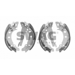 SWAG 30908202 Тормозные колодки барабанные