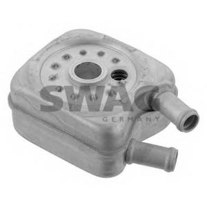 масляный радиатор, двигательное масло 30914550 swag - VW GOLF II (19E, 1G1) Наклонная задняя часть 1.8 GTI KAT
