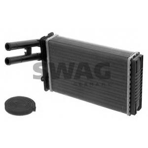 SWAG 30914741 Радиатор печки
