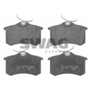 SWAG 30916146 Brake Pad
